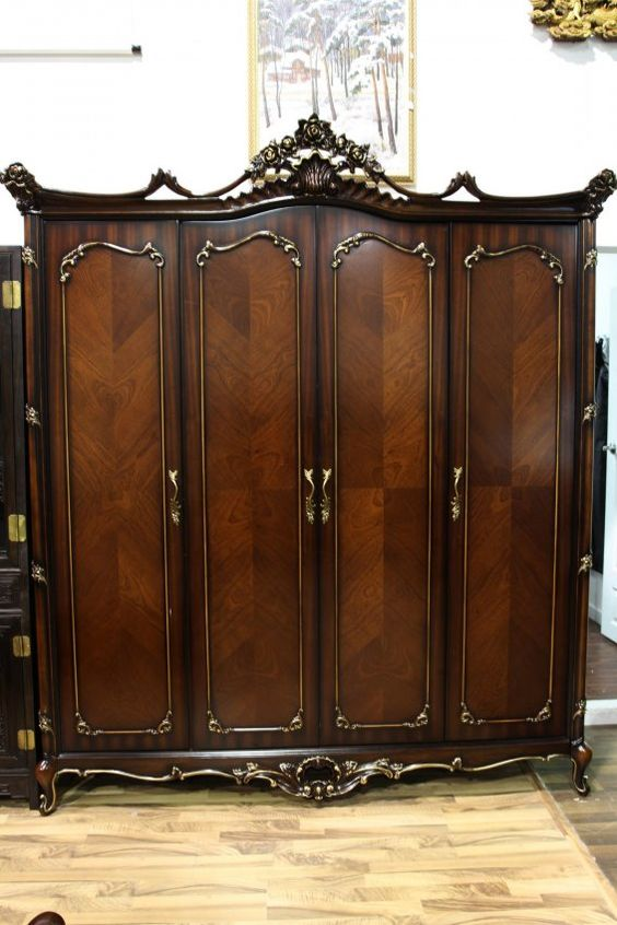 ~ [OTHER] A European Styled Cabinet ~ liveauctioneers.com