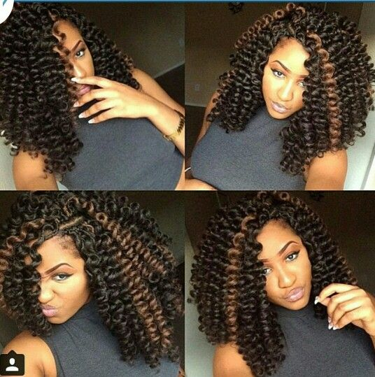 Coiffures, Crochet and Braids on Pinterest