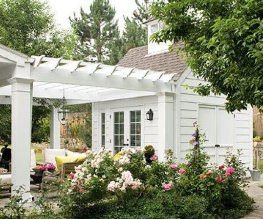 Breezeway Sheds And House On Pinterest