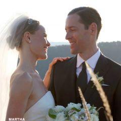 Todos los detalles de la boda de Kate Bosworth