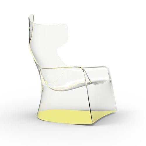 Fauteuil contemporain / en ABS / en polycarbonate / par Philippe Starck LIGHT…