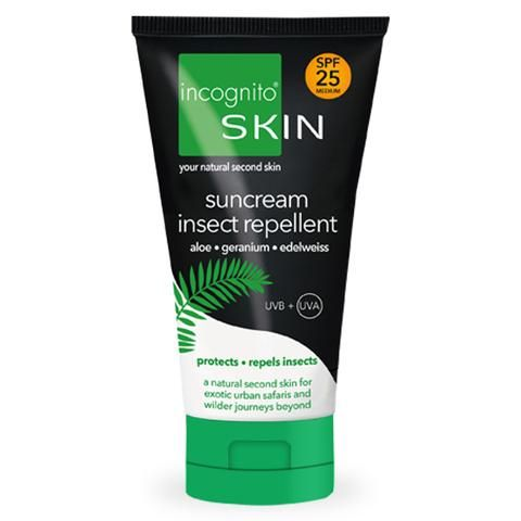 Suncream Insect Repellent Spf25 150ml Muggenspray Zonnebrandcreme Lotion