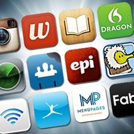 100 Best iPhone Apps - Click image to find more technology Pinterest pins