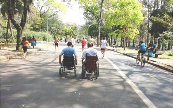 Parque do Ibirapuera - Zona Sul - São Paulo