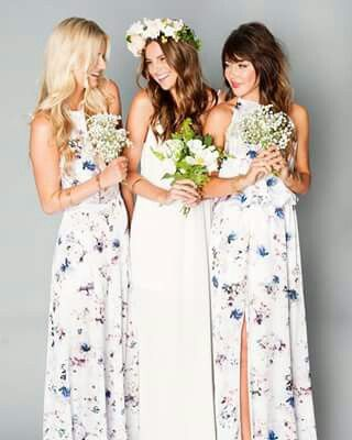 Bridesmaid dresses...?