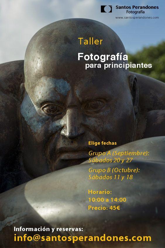 La utopía del día a día: Taller de Fotografía para principiantes impartido ...