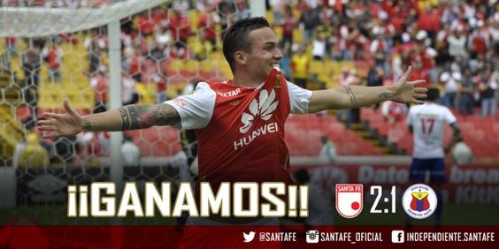 RT @SantaFe: Quinta victoria en línea del León en la Liga, ahora partimos rumbo a Asunción a seguir viviendo el sueño continental https://t.co/L3lEuZYCjB
