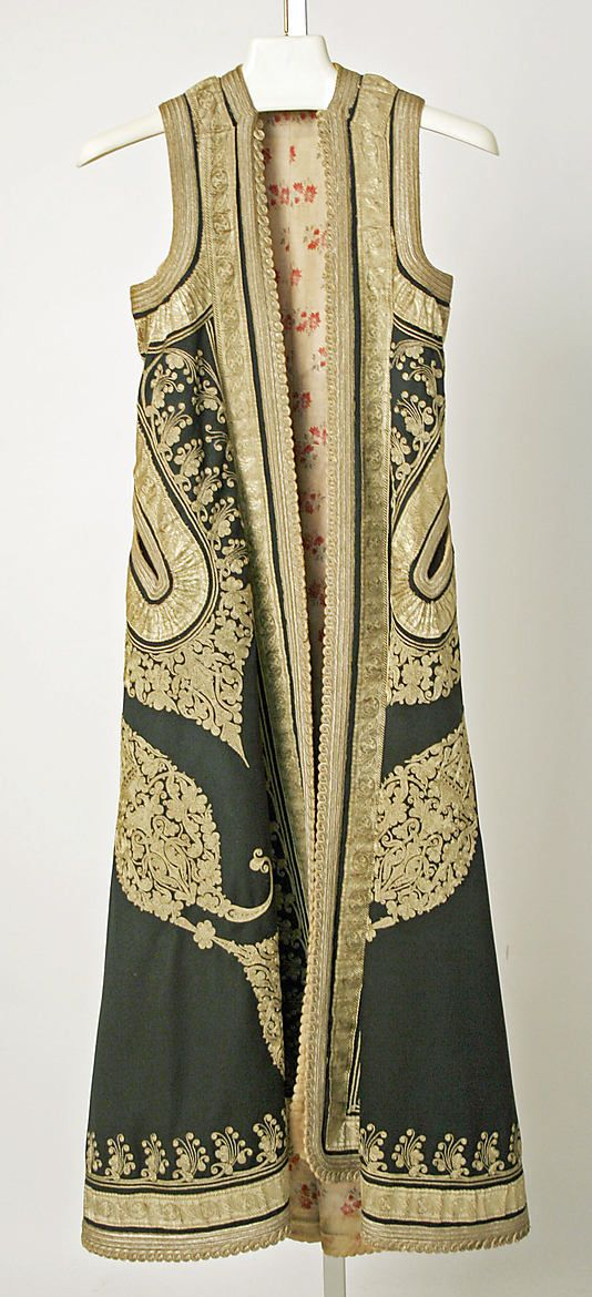 Coat, 19th Century Eastern Europe  Clearly Balkan: