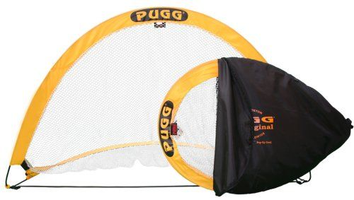 Amazon.com: PUGG 6 Footer Portable Training Goal (1 Goal & Bag): Sports & Outdoors