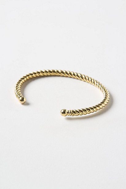 Labyrinthine Cuff #anthropologie