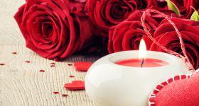 Cómo hacer flores de papel para el día de San Valentín