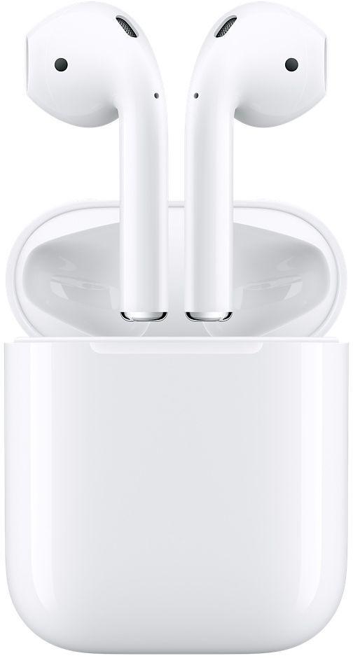سماعات ابل اير بودز اللاسلكية ابيض Mmef2 Apple Wireless Airpods White Mmef2 Earbuds Apple Airpods 2 Cool Things To Buy