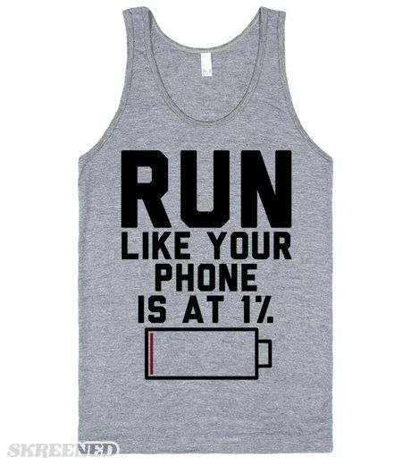 So maybe you need a little help with your workout motivation, let this shirt be that thing. This makes a great fitness shirt while you're at the gym. It's also the perfect gift for phone obsessed workout buddy. #Fitness: