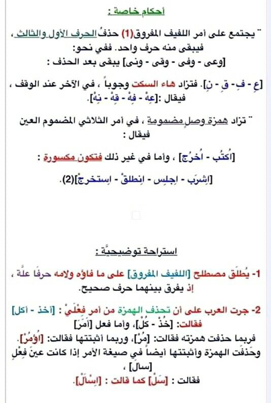 Pin By سنا الحمداني On علم النحو Math Math Equations