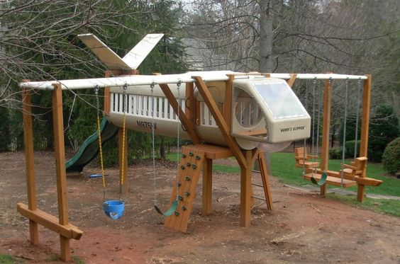 Airplanes, Playgrounds and Asheville on Pinterest