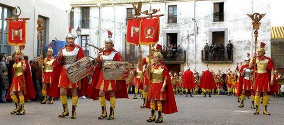 Nuestras propuestas para vivir la Semana Santa. Celebraciones religiosas y actividades tradicionales, ferias, concursos....