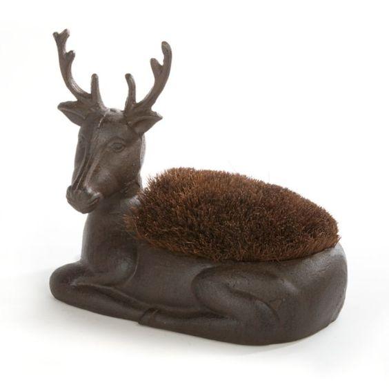 MacKenzie-Childs - Deer Boot Scrape