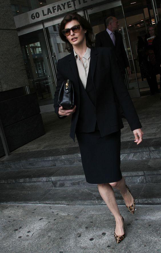 Linda Evangelista  - MarieClaire.com