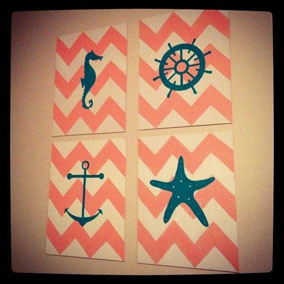 Pinterest • The world's catalog of ideas ~ 053605_Nautical Dorm Room Ideas