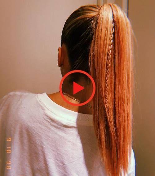 15 Rapide Et Facile Coiffures Pour Cheveux Longs Coiffure Rapide Coiffure Cheveux Long Coiffure Longue