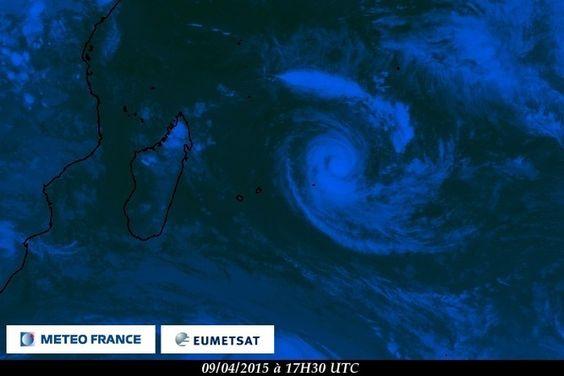 METEO FRANCE LA REUNION - Animations satellite et Radar