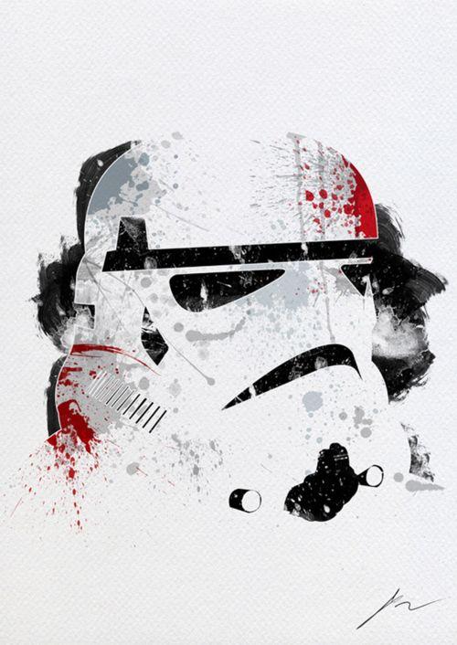 Personajes de Star Wars by Arian Noveir