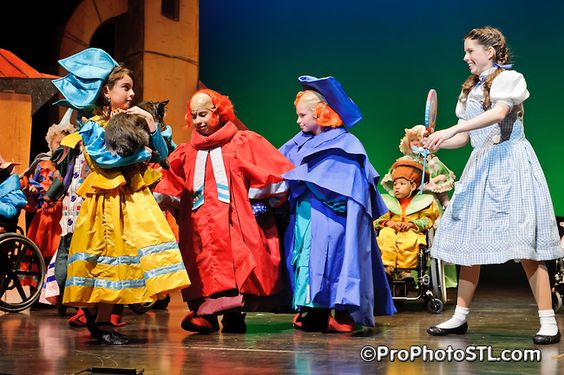 The Wizard of Oz presented by Variety Children's Theatre at ...