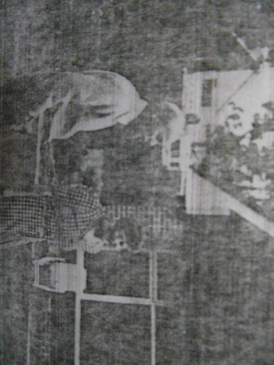 John Reid, Margaret Reid @ home, Bieldside