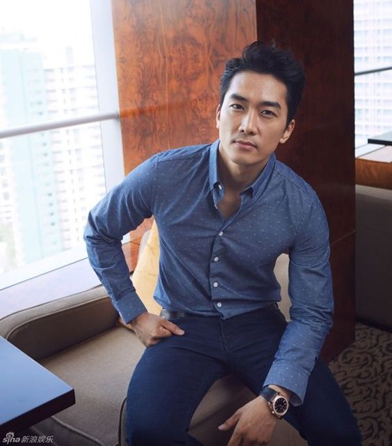 Aktor Korea Tampan