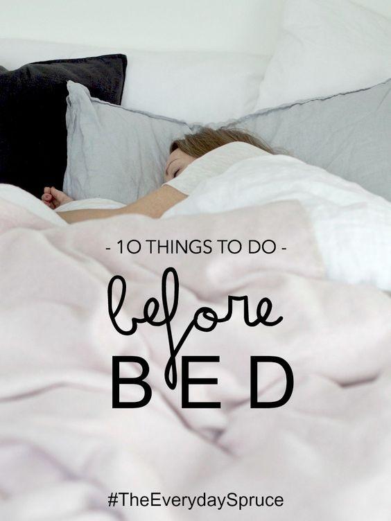 lapinblu | 10 things to do before bed \\ #theeverydayspruce @heatheryoungUK & @lapinblu