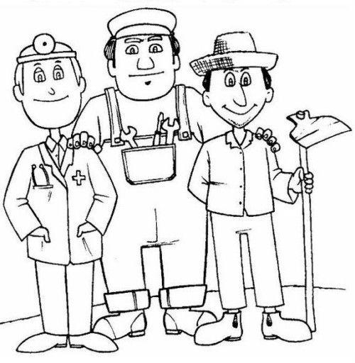 1º De Mayo Dia Del Trabajador Dibujos Carteles Reflexiones Imagenes Para El Dia De Los Trabajadores Comics Art Vault Boy