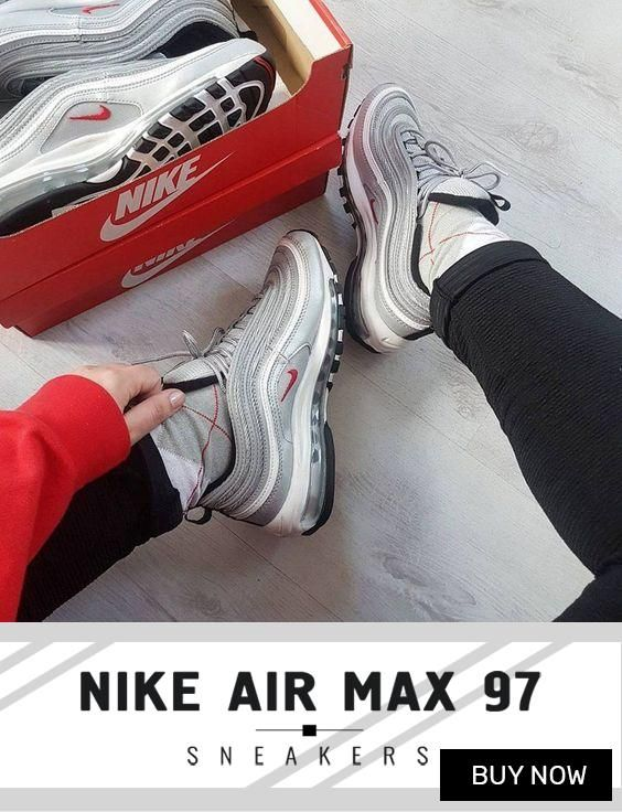 "Nike Air Max '97 ""Silver Bullet"" | Scarpe, Stivali, Moda"