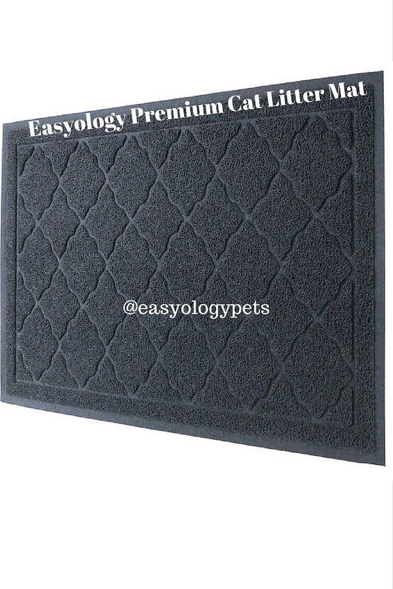 Cat Litter Mat Love Your And Cats On Pinterest