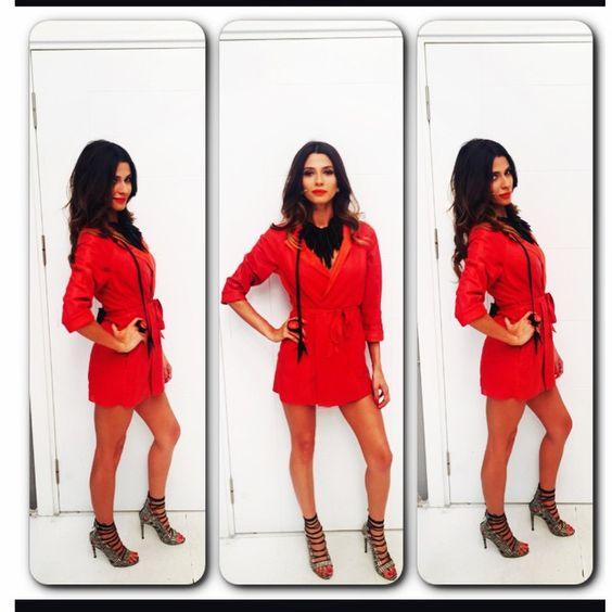 ❤️ ayakkabi @aquazzura @beymen kolye ve yuzuk @moniesturkiye  elbise @homestore  #istebenimstilim #nazlıkayaaslan #tv8 #style #fashion #stylish
