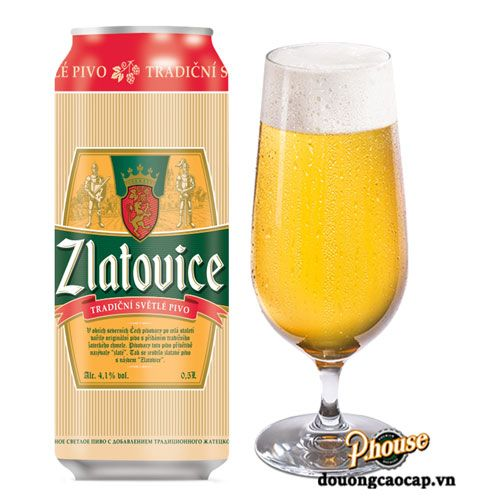 Bia Zlatovice 4.1 %vol