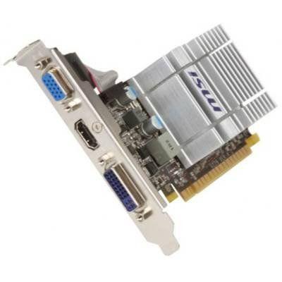 MSI N8400GS-MD512H/TC GeForce 8400GS 512MB (Turbocache 1GB ...