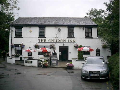 Church Inn, Chadderton