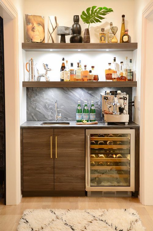 Building Corner Bar For Small Spaces Home Bars Home Bar Counter Modern Home Bar Home Wet Bar