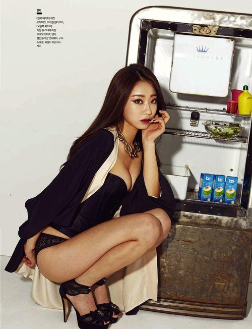 Beautiful Asian Girl zzz