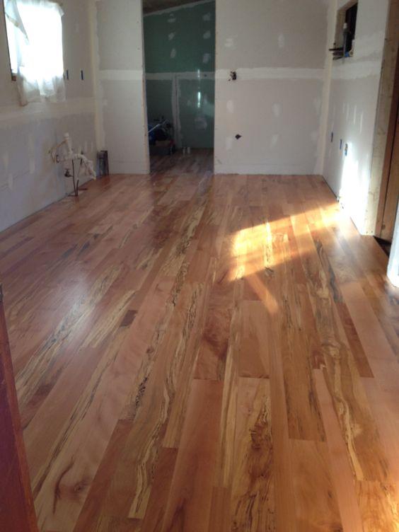 Spalted White Elm Flooring Bathroom Cottage Pinterest Flooring
