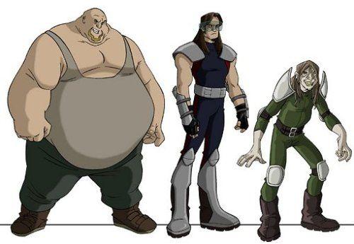Charactermodel X Men Evolutions Hank Mccoy Ororo Munroe Scott Summers Jean Grey Marie Darkholme Kurt Wagner Kit X Men Evolution Superhero Marvel Girls
