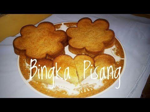 Resep Bingka Pisang Praktis Dan Mudah Belajar Youtube Soda Kue Kue Pisang