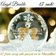 Used/Second hand Angel Bauble