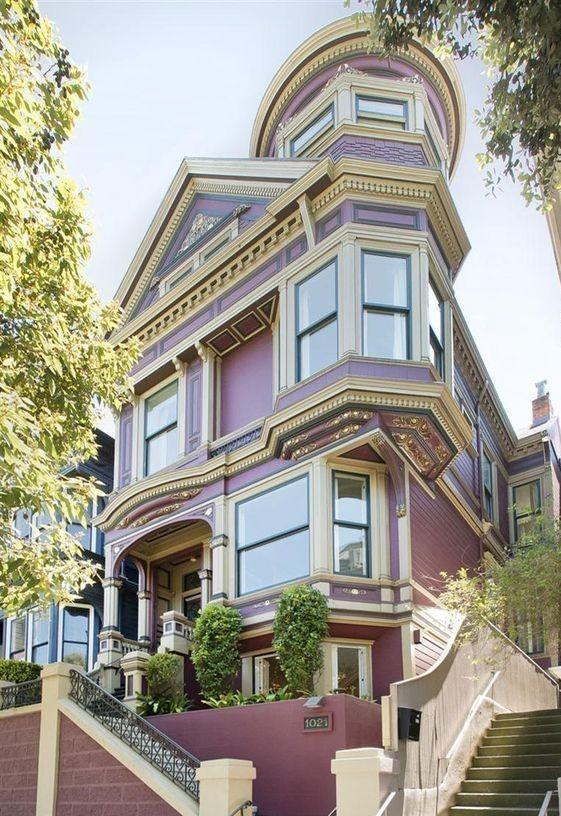 25 Inspiring Modern Victorian Homes Around The World Home Dsgn In 2020 Victorian Homes Victorian Style Homes Victorian Architecture