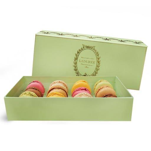 Gourmandise Box Of 24 Macarons