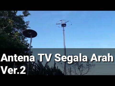Antena Tv Segala Arah Diy Youtube Antena Kabel Listrik Halaman
