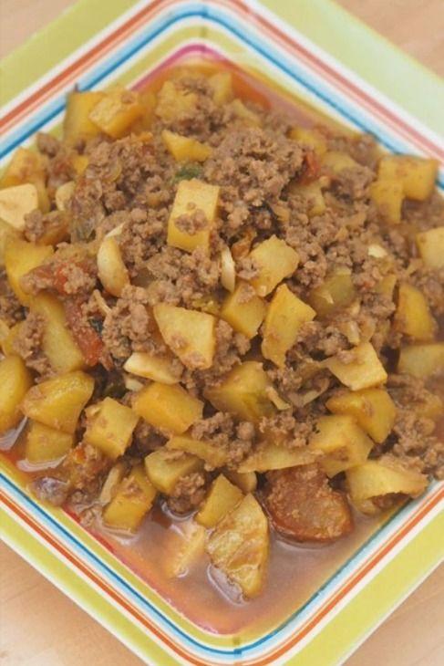 Resep Semur Daging Sapi Cincang Food Meat Beef