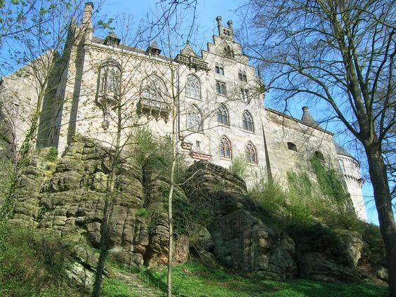 bentheim germany | Ausflugsziel Burg Bentheim in Bad Bentheim - DOATRIP.de