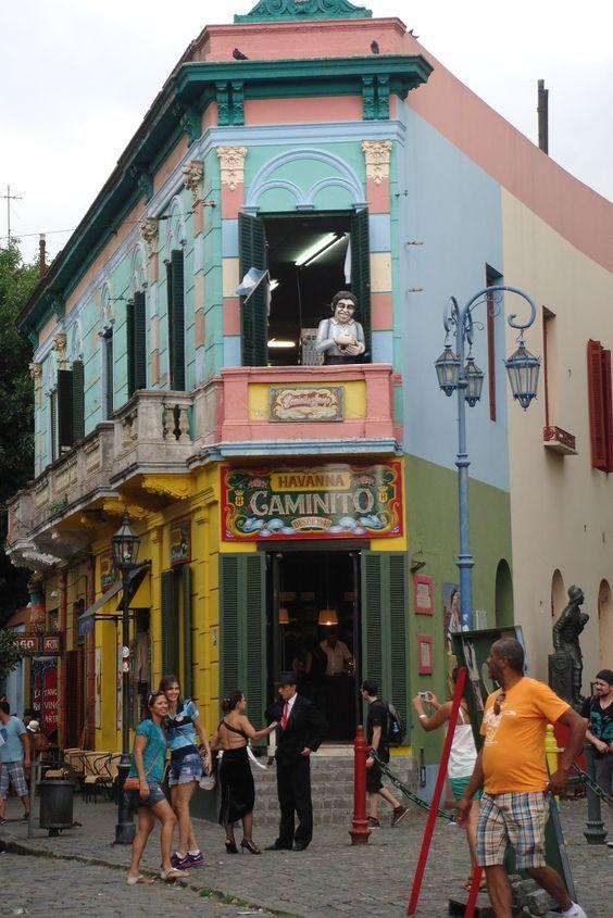 ¿Quién dijo travel & living?: Buenos Aires, Argentina