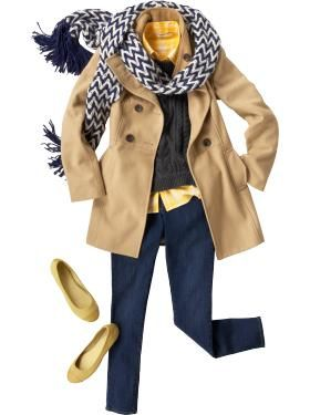 Love this outfit...and I bet we all have very similar items in our closet; how easy would this be to put together?